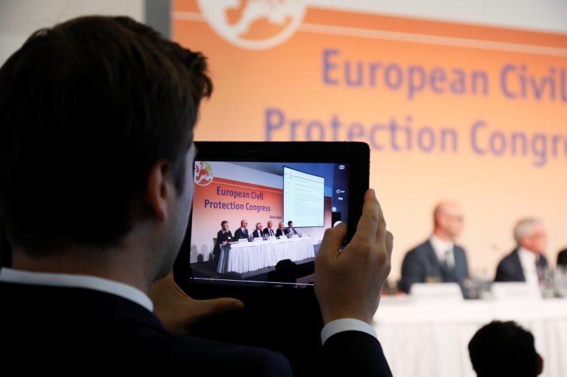 Europäischer Katastrophenschutzkongress