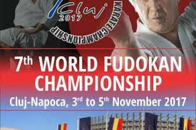 Fudokan WM 2017 Rumänien in Cluj